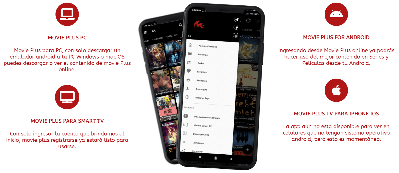 Movie Plus APK - InPost